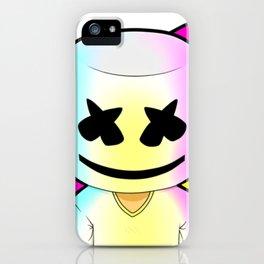 Marsmello design iPhone Case