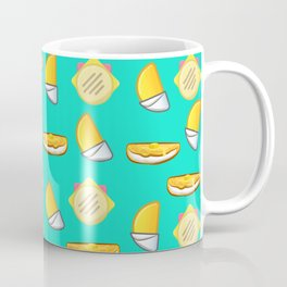 Cachapa, Empanada, Arepa. Coffee Mug