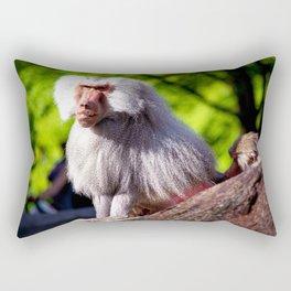 The Boss from Hellabrunn - Munich Rectangular Pillow