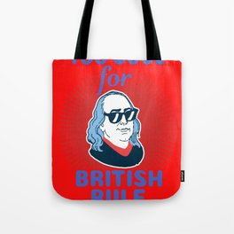 USA England Colony Freedom Independance Gift Tote Bag