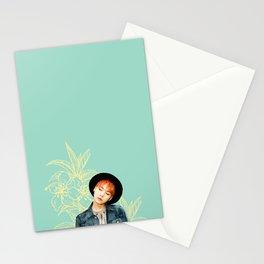 Yoongi Stationery Cards