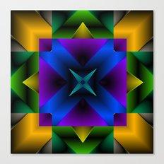 Mandala6 Canvas Print