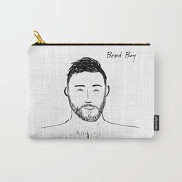 Beard Boy: Andres Carry-All Pouch
