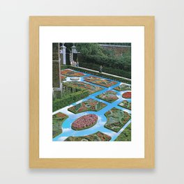 Sky Garden Framed Art Print