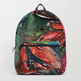 poinsettia Backpack