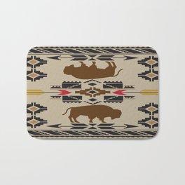 American Native Pattern No. 180 Bath Mat