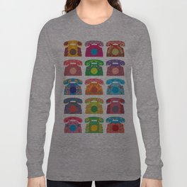 iRetro Long Sleeve T-shirt