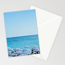 Hues of Blue Stationery Cards