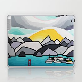 Deep Cove Laptop & iPad Skin