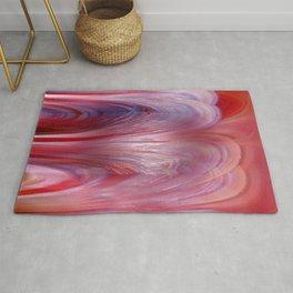Rubrum abstractionem Rug