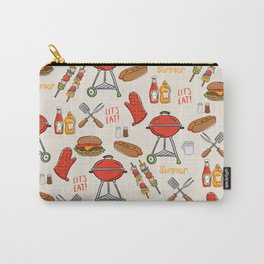 Let' BBQ Carry-All Pouch