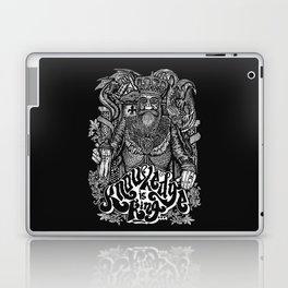 Knowledge is King... Laptop & iPad Skin