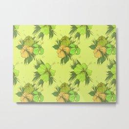 Tantalizingly Tropical  Metal Print