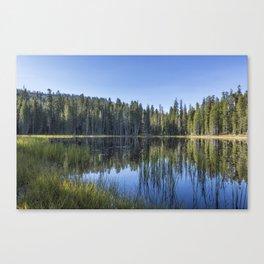 Siesta Lake Canvas Print