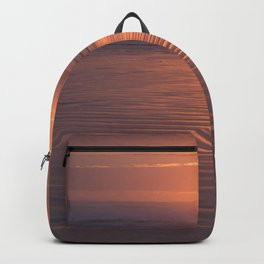 Sunset Sings Quietly Backpack