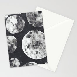 Moons Stationery Cards