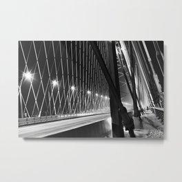 Bugrinsky bridge Metal Print