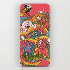 Holiday Imp iPhone & iPod Skin