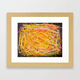 1A2 Framed Art Print