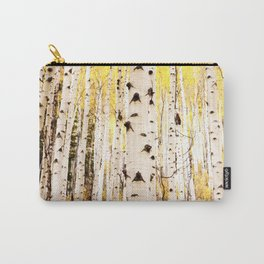 The Trees in Color Carry-All Pouch