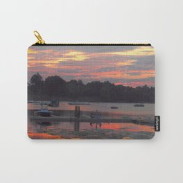 Sunset At The Cove Carry-All Pouch