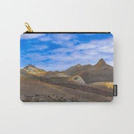 Sierra Negra Volcano, Galapagos, Ecuador Carry-All Pouch
