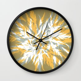 Japanese Maple 1 Wall Clock