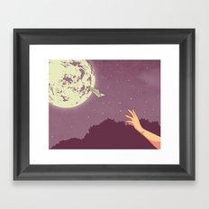 Everything's Alright Framed Art Print