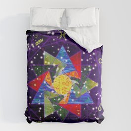 Astrological Circle Comforters