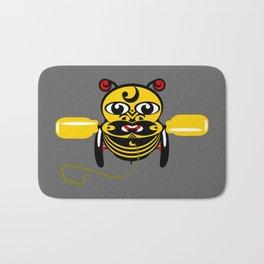 Hei Tiki Bee Toy Bath Mat