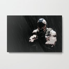 Bane poster Metal Print
