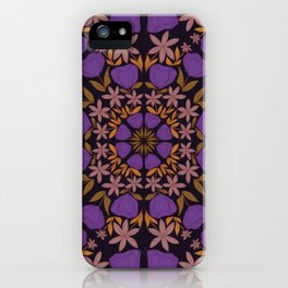 Honey Lavender iPhone Case