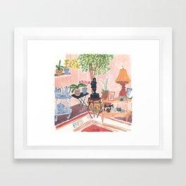 Grandma's House Framed Art Print