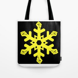 Fists of Flurry Tote Bag