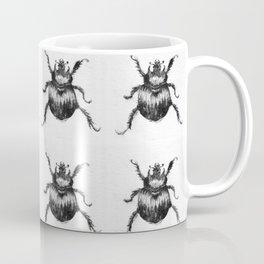 full of dung beetles Coffee Mug