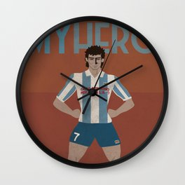 MY HERO - 7 PAGANO - ZEROSTILE FACTORY Wall Clock