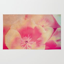 Poppies(delicate) Rug