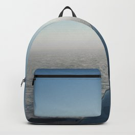 Wing in the clouds Backpack