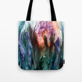 Deep Jelly Tote Bag