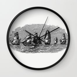 Ships from The eventful voyage of HM Discovery Ship Resolute to the Arctic Regions in search of Sir Wall Clock