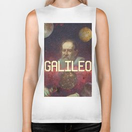 Visions of Galileo Biker Tank