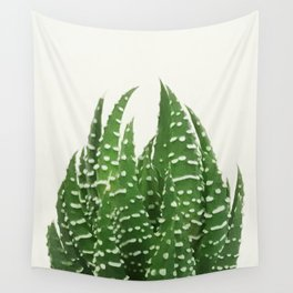 Haworthia Wall Tapestry