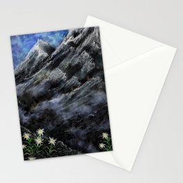 Edelweiss Mountain Adventure Stationery Cards