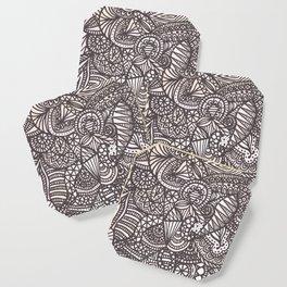 Doodle 10 Coaster