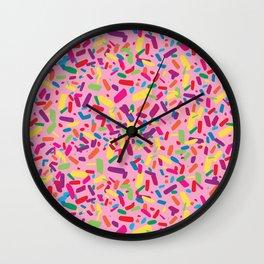 Jimmies Wall Clock