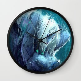 Dota2 Drow Ranger Wall Clock