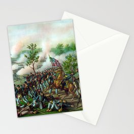 The Battle of Atlanta Stationery Cards
