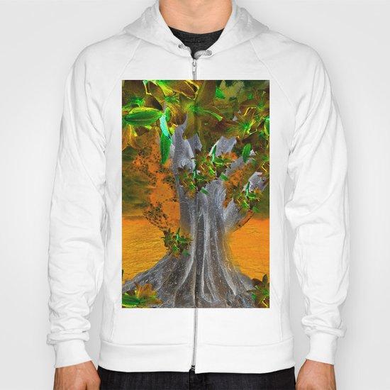 TREE OF YESTERDAY Hoody