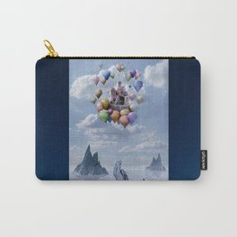 Sweet Castle Carry-All Pouch