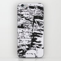 howl iPhone & iPod Skins featuring 'Howl' by Evelyn W